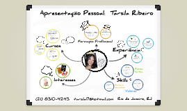 White Board Prezumé by Tarsila Ribeiro1