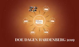 DOE DAGEN HARDENBERG 2017