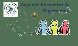 Segundo Encuentro Seguimiento FUNDACIONES E ICETEX