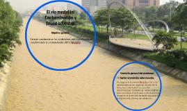 El río medellín: Contaminación y fauna silvestre.