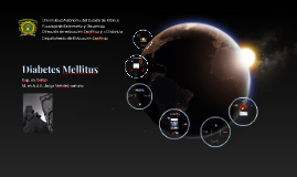 Copy of Diabetes Mellitus