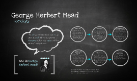 herbert mead analysis is mind self Dialogue and emergence : george herbert mead s contribution to role theory and his captured by recent scholarship both in foreign policy role analysis and international relations describes mead s conceptualization of mind, self and society briefly and touches upon.