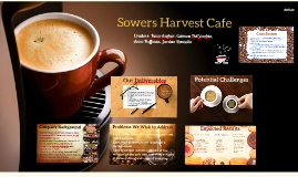 Sowers Harvest Cafe