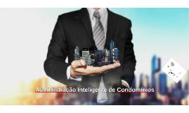 Administração Inteligente de Condomínios