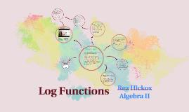 Log Functions
