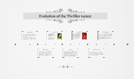 Evolution of the Thriller Genre