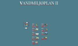 VANDMILJØPLAN II