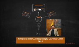 Rendición de Cuentas Sergio Garnica Ortiz Marzo 2017