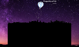 Properties of Air