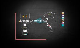 La creatividad en la lengua y el lenguaje