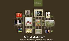 Mixed Media Art - DP