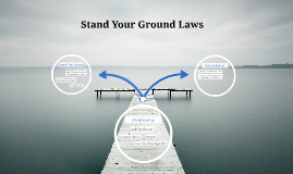 Stand Your Ground Laws