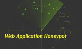 Web Based Honeypot