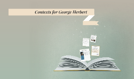 Contexts for George Herbert