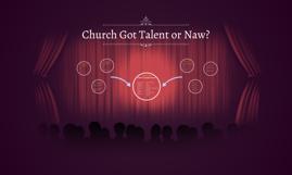 Church Got Talent