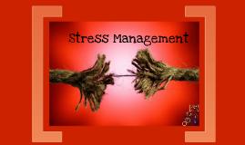 Trek Camp Stress Management