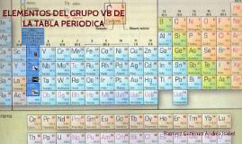 Elementos del grupo vb de la tabla periodica by andrea ramirez on prezi urtaz Gallery