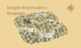 Templo de Jerusalén y Sinagogas