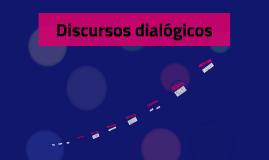 Discursos dialógicos