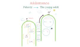 Copy of Copy of Adolescence
