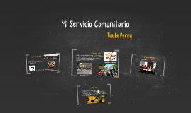 Mi Servicio Comunitario