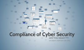 Compliance of Cybersecurity