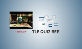 Copy of TLE QUIZ BEE