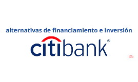 Financiamiento e Inversion Citybank