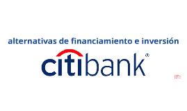 Financiamiento e Inversion Citybank