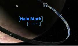 Halo Math