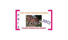 PBIS 2012