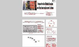 Impacto da Globalização na Restauração de Lisboa