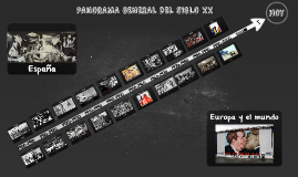 PANORAMA GENERAL DEL SIGLO XX