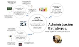 Copy of TIPOS DE ESTRATEGIAS ORGANIZACIONALES