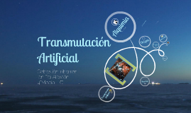Transmutación Artificial