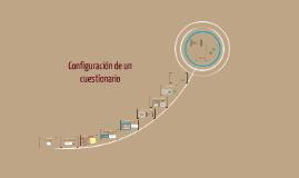 Copy of Configuración de un cuestionario
