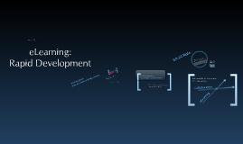 eLearning Rapid Development