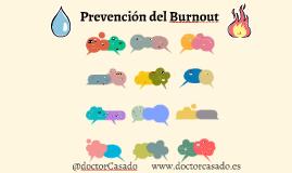 Prevención del burnout y gestión emocional