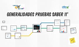 Copy of GENERALIDADES PRUEBAS SABER