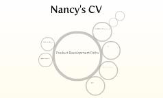 Nancy's CV