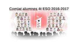 Comiat alumnes 4t ESO 2016-2017