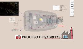 PROCESO DE SABRITAS