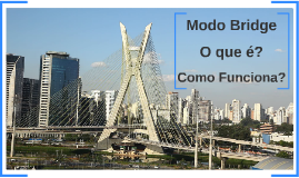 Modo Bridge
