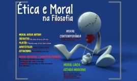 Etica e moral na filosofia
