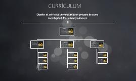 CURRÍCULUM