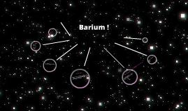SCIENE BARIUM
