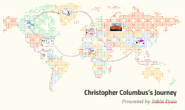Christopher Columbus's Journey