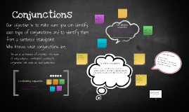 Copy of Conjunctions