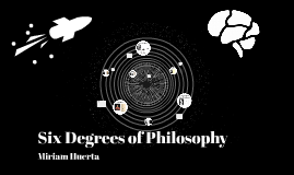Six Degrees of Philosophy