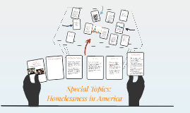 Special Topics: Homelessness
